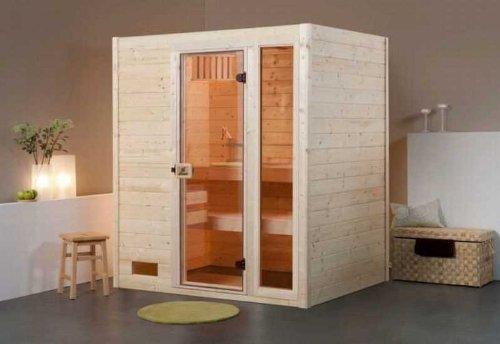 Molde-Weka-Sauna-inkl75-kW-Ofen-Thermic-Kompakt