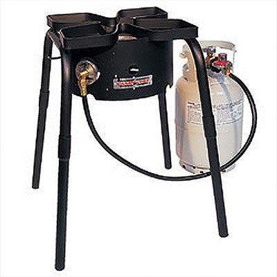 Single Propane Burner Stove front-488901