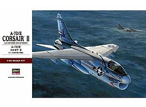 HASEGAWA 07247 1/48 A-7D/E Corsair II