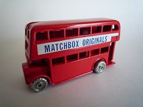 "Matchbox Originals: Authentic Recreations - ""The London Bus"" (No. 5) - 1"