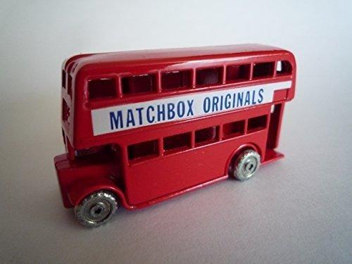 "Matchbox Originals: Authentic Recreations - ""The London Bus"" (No. 5) - 1"