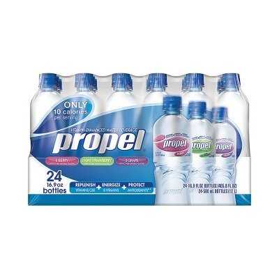 Propel Fitness Water Variety - 24/16.9oz