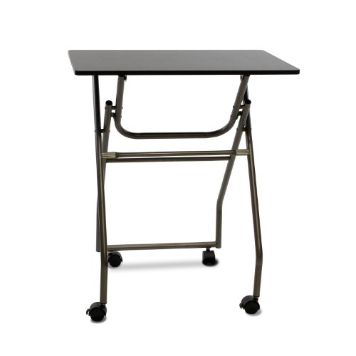 Furinno 11044Ex/Gy Easi Folding Multipurpose Personal Tv Tray Table