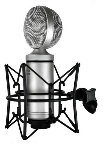 Cascade Microphones Fat Head Ii Active/Passive Ribbon Microphone Figure 8