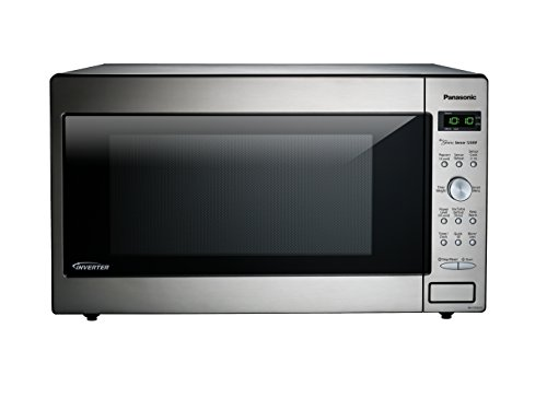 Panasonic NN-SD945S Countertop/Built-In Microwave with Inverter Technology, 2.2  cu. ft. , Stainless (Microwave Inverter Oven compare prices)