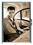 Elvis Presley Photo In Car Cigarette Case, ID Wallet USA Made Amazon.com