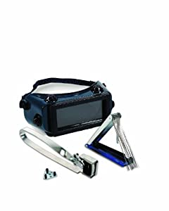 Hobart 770189 Welding Goggles, Triple Flint Striker, Tip Cleaner Value Pack