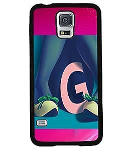 Printvisa 2D Printed Designer back case cover for Samsung S5 Mini - D4552
