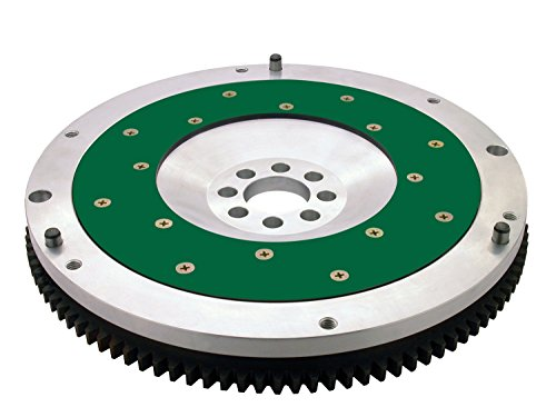 Fidanza Performance 130891 Flywheel-Aluminum PC To7 High Performance Lightweight with Replaceable Frictio (91 Toyota Corolla Flywheel compare prices)