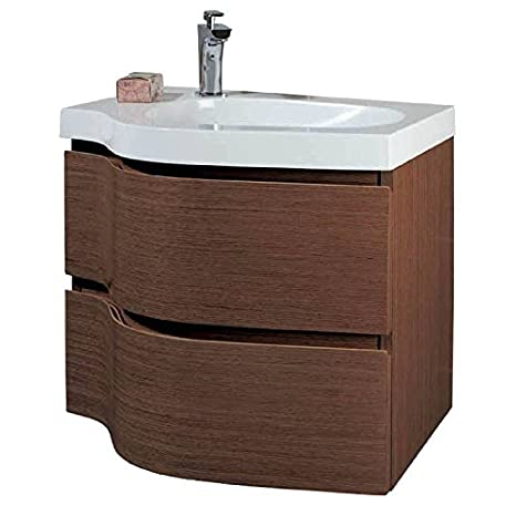 Phoenix Wave 60 Unit & Basin - Wenge FU152