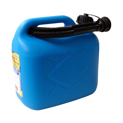 Kraftstoffkanister 5 Liter, PVC blau, UN-Zulassung