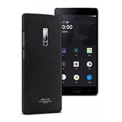 IMAK CowBoy Back Cover for OnePlus Two - Black