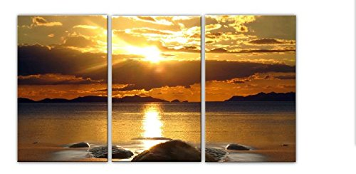 sanbay-art-modern-giclee-canvas-prints-stretched-abstract-sunset-seascape-paintings-wood-framed-insi