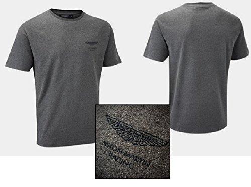 aston-martin-racing-team-le-mans-lifestyle-tee-sportwagens-herren-grau-t-shirt-xxl-grau