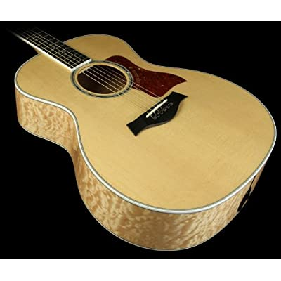 Taylor 614e AA Quilt Maple Grand Auditorium Acoustic/Electric Guitar Natural review