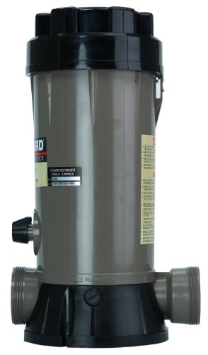 Hayward CL200 In-Line Automatic Pool Chemical Feeder with Mounting Base (Automatic Pool Chlorine Dispenser compare prices)