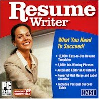 RESUME WRITER (BY IMSI)