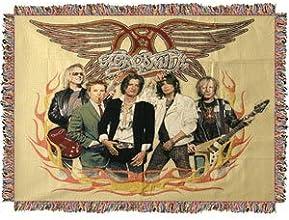 Aerosmith - Woven Throw Blankets