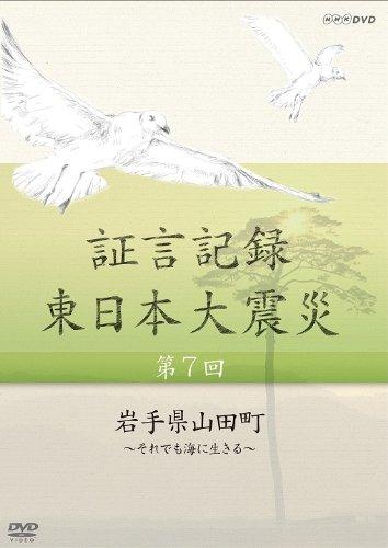 証言記録 東日本大震災 DVD-BOX II