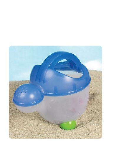 Small World Toys Sand & Water -Turtle Watering Can - Colors vary