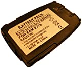 Mail Order Batteries Ltd, Brand New Replacement Samsung SGH-E370 Battery, Spec: 3.6v 750mAh 12 Month Warranty, Free UK Delivery
