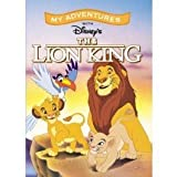 img - for My Adventures with Disney's The Lion King book / textbook / text book