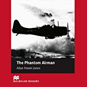 'The Phantom Airman' for Learners of English | [Allan Frewin Jones, Margaret Tarner]