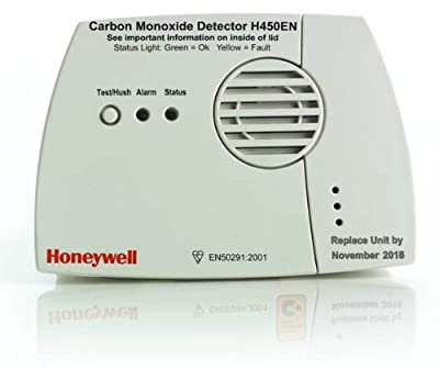 Honeywell H450EN carbon monoxide detector by Honeywell