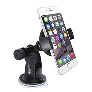 TechMatte® ProGrip Universal Windshield Car Mount Holder/Cradle