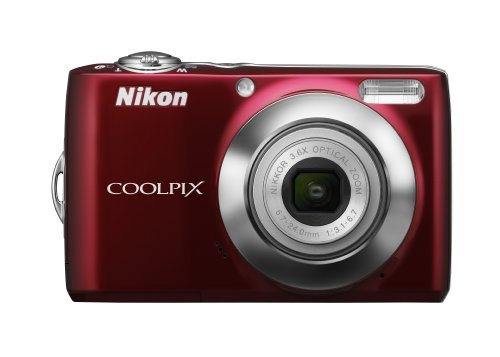 Nikon Coolpix L22 12.1MP Digital Camera
