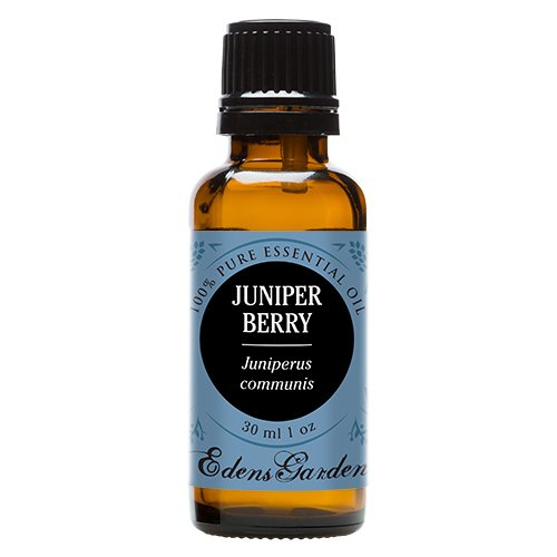 Juniper Berry 100% Pure Therapeutic Grade Essential Oil by Edens Garden- 30 ml