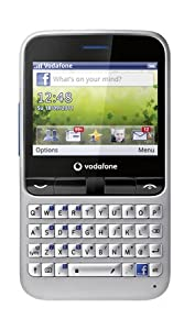 Vodafone 555 Mobile Phone on Vodafone Pay as you go / Pre-Pay / PAYG - Blue