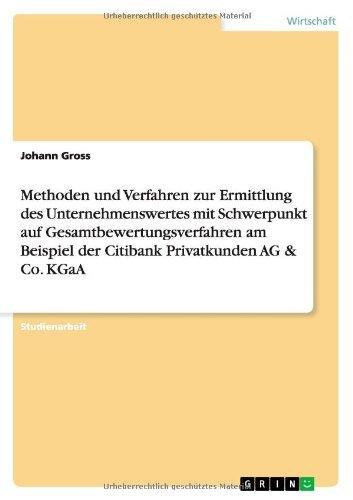 methoden-und-verfahren-zur-ermittlung-des-unternehmenswertes-mit-schwerpunkt-auf-gesamtbewertungsver