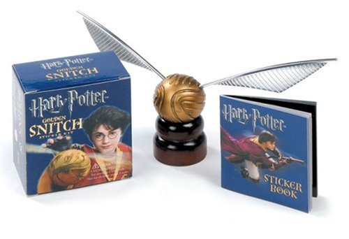 The Harry Potter Golden Snitch Kit (Mega Mini Kits)
