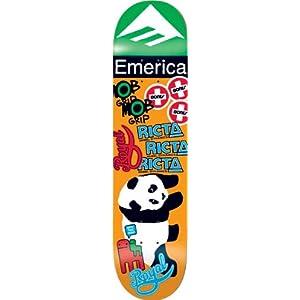 Enjoi Sponsored Hsu Deck 8 25