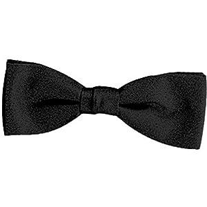 Black Formal Bow Tie