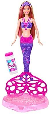 Barbie Bubble-Tastic Mermaid Doll from Mattel