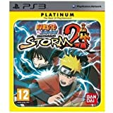 Naruto Shippuden: Ultimate Ninja Storm 2 - Platinum Edition (PS3)
