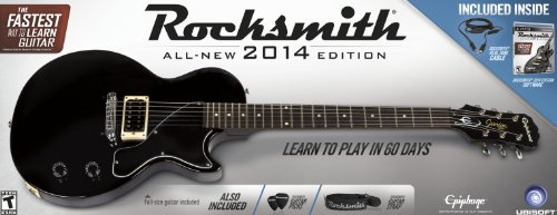 Rocksmith 2014 Edition - Guitar Bundle-Playstation 3