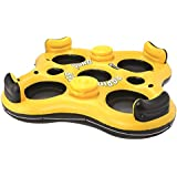 Bestway Rapid Rider X4 Inflatable 4-Person Floating Island Seat