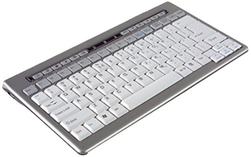 Bakker Elkhuizen KEYBSAT1 S-Board 840 Saturnus Slim Mini Ergonomic Keyboard