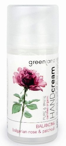 Greenland (Greenland) 100 ml hand cream from Bulgarian rose - 0 - patchouli