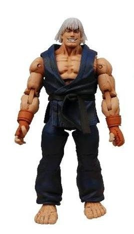 Street Fighter IV Survival Mode NECA Player Select Action Figure Ken by Street Fighter