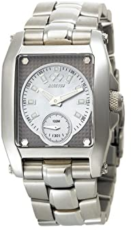 REACTOR Women's 97017 Fusion Latte Pearl Stainless Steel Watch