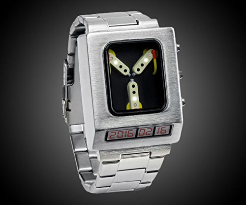 Back to the Future Flux Capacitor Wristwatch back To~uza Future flux capacitor watch [parallel import goods] (Target Watches For Men compare prices)
