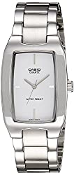 Casio Enticer Analog White Dial Mens Watch - MTP-1165A-7CDF (A134)
