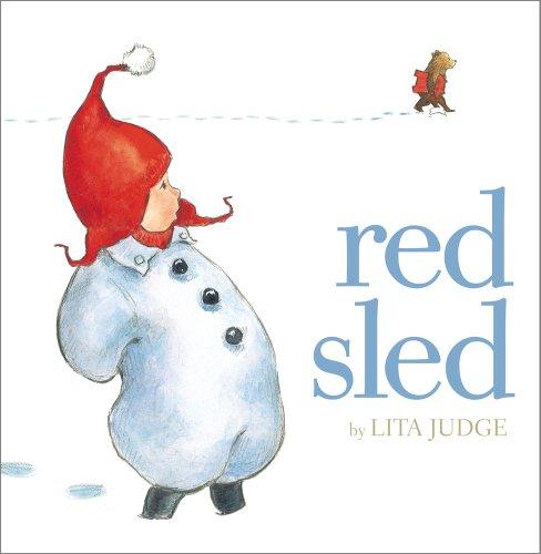 Red Sled - Lita Judge