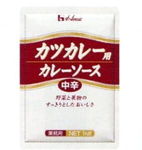カツカレー用カレーソース 1kg×6入