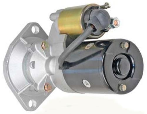 New Starter Motor Yanmar Engine 3Tnb80U 3Tnb82U 3Tnb84U S114-408 129150-77010