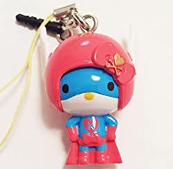 Tokidoki x Hello Kitty Frenzies Phone Charm Phonezie - SuperHero
